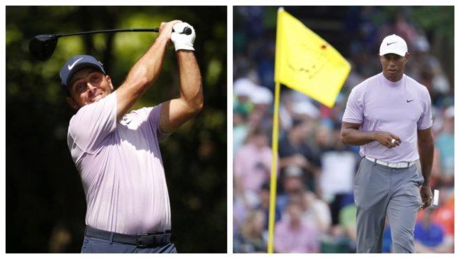 Molinari lidera en Augusta, pero Tiger está al acecho