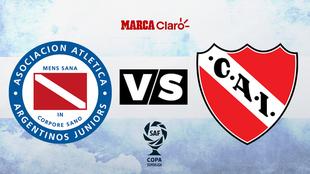 Argentinos vs Independiente: Horario y dónde ver en TV el partido,...