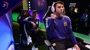 Argentina, subcampeón en la primera edición de la FIFA eNations Cup