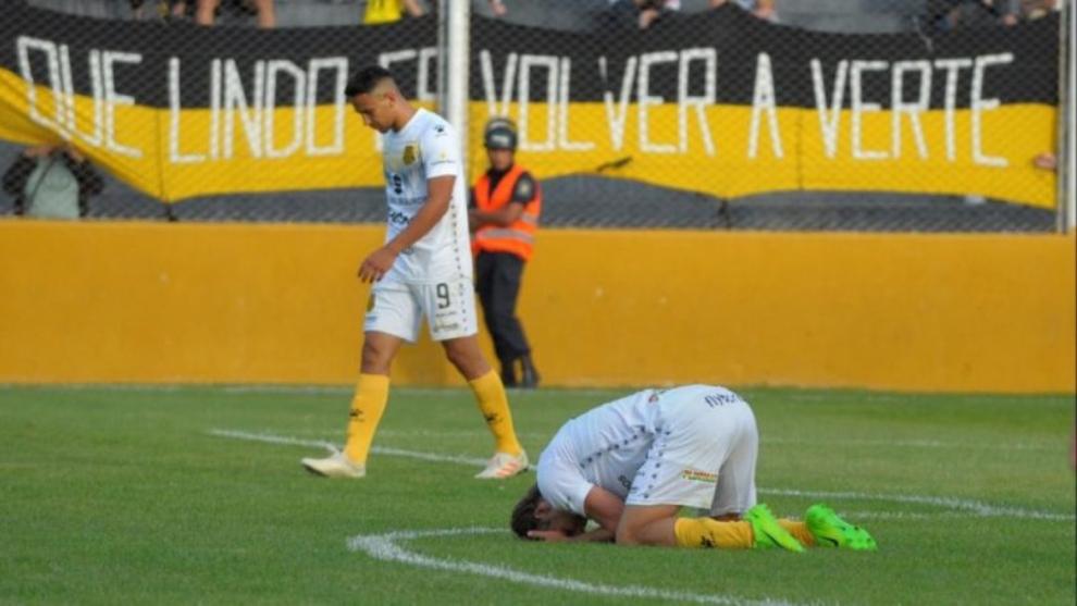 En un año Olimpo pasó de jugar a la Superliga a disputar el Federal...