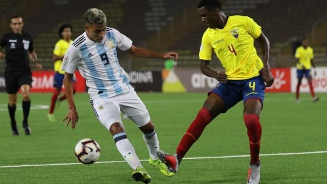 Argentina se quedó con el título y también con la clasificación al Mundial Brasil 2019.
