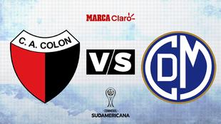 Colón vs Deportivo Municipal, este martes a las 21.30 hs