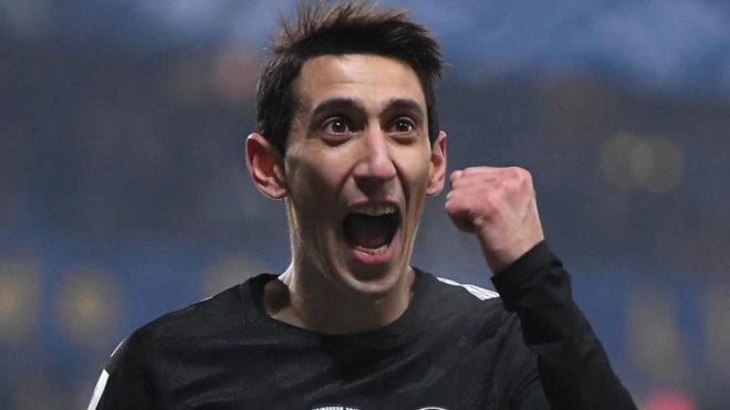Di María sueña con otra Champions.