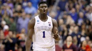 El monstruo Zion Williamson inicia su aventura NBA: se apunta al draft