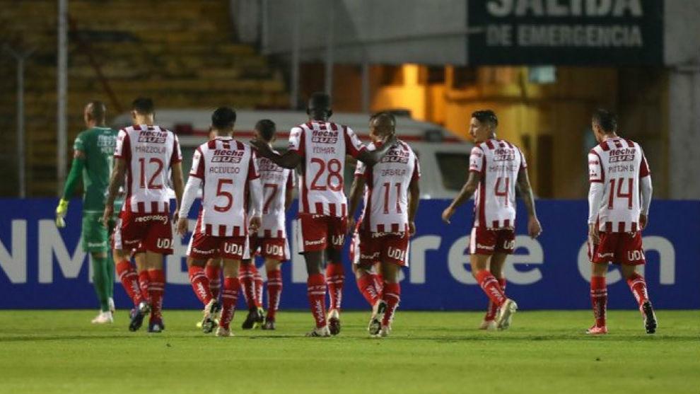Copa Sudamericana: Unión no pudo en los penales y quedó eliminado