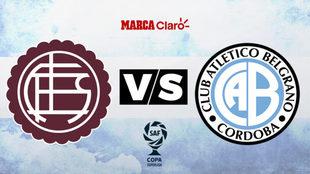 Lanús vs Belgrano: Horario y dónde ver por TV en vivo