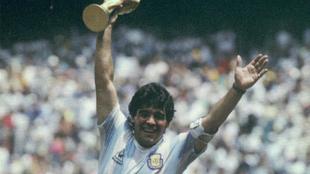 Diego Maradona tendrá su película