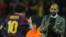¿Guardiola extraña a Messi?