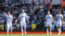 Desazón en el Leeds tras la derrota