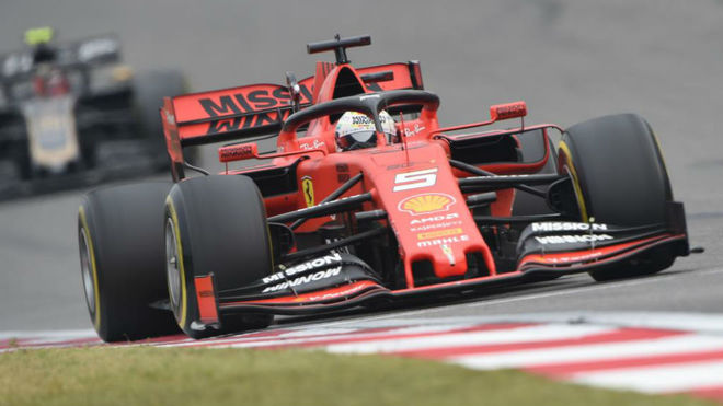 """Vettel: """"Sabemos lo que necesitamos"""""""