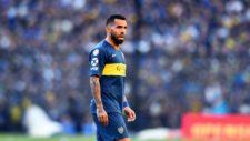 Carlos Tevez, futbolista de Boca.