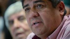 Pablo Moyano, vicepresidente de Independiente.