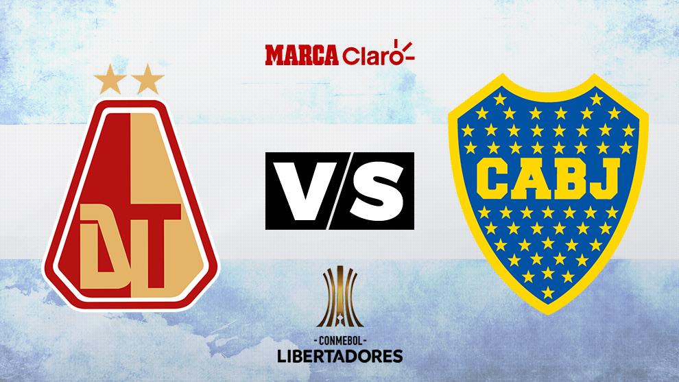 Deportes Tolima vs Boca Juniors: Horario y dónde ver en TV el duelo...