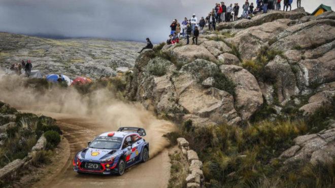 Comienza la 39° edición del Rally de Argentina