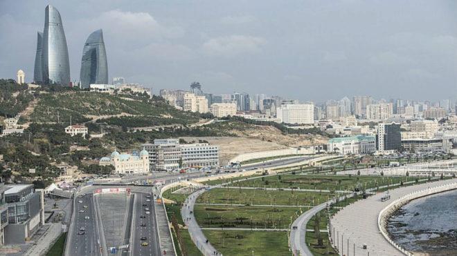 sd Fórmula 1 m Gran Premio de Azerbaiyán: Horario y dónde ver