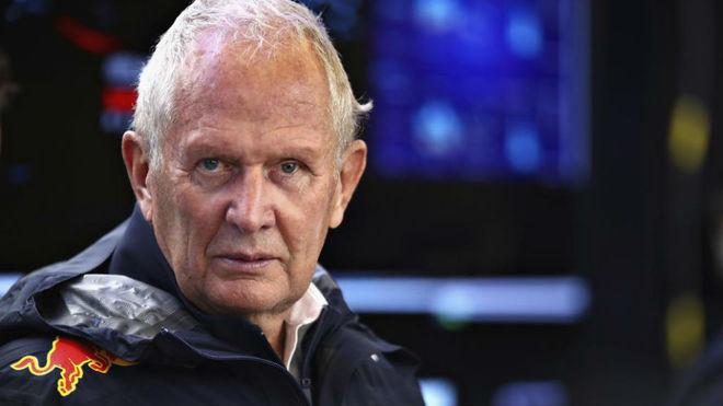 """Helmut Marko: """"La F1 es demasiado difícil y agotadora para las..."""