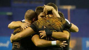 Nueva victoria del equipo argentino