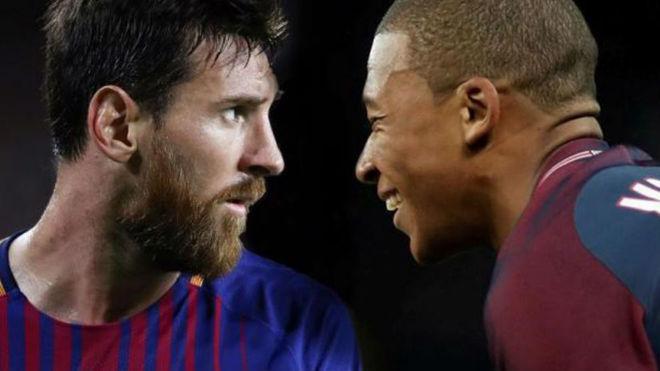 Messi y Mbappé, la lucha por la Bota de Oro.