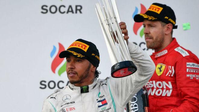 "Hamilton a Vettel: ""Si los pilotos de Ferrari hubieran cumplido como..."
