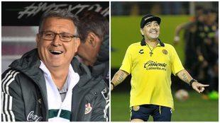 Martino y el insólito motivo por el cuál no se reunió con Maradona