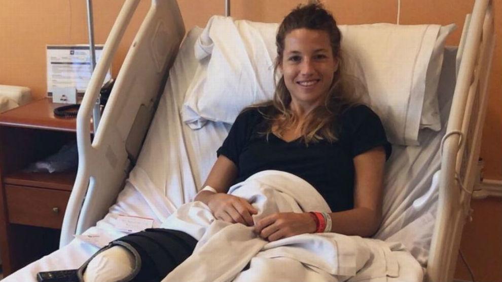 Delfina Merino, operada con éxito