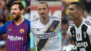 Para Guillermo, Ibra es como Messi o CR7.