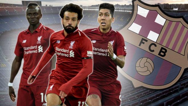 El tridente Salah, Mané y Firmino que quiere dar el golpe en...