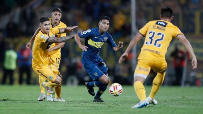 Boca Juniors vs Rosario Central, en vivo la final de la Supercopa...
