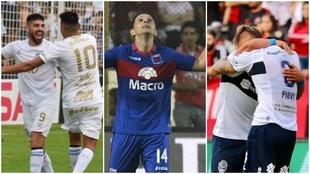 La remontadas se hacen presentes en la Copa Superliga