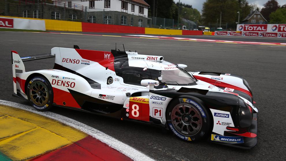El Toyota #8 de Alonso, Buemi y Nakajima, vencedor de las 6 Horas de...