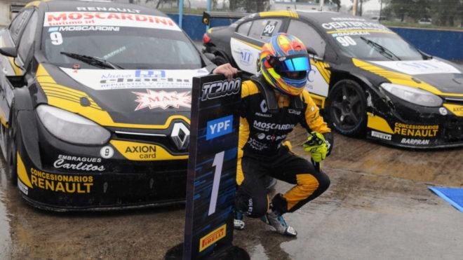 Nicolás Moscardini se impuso en una nueva jornada del TC 2000