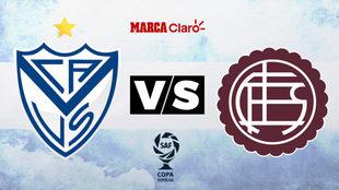 Vélez vs Lanús: Horario y dónde ver por TV en vivo, la vuelta de...