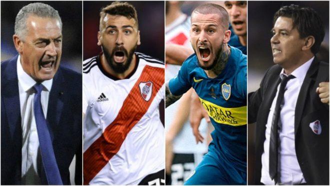 Boca y River podrían chocar nuevamente en una final de torneo.