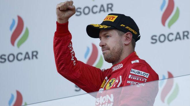 "Vettel: ""Ni me importa ni necesito dejar un legado"""
