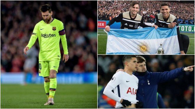 Lionel Messi no podrá levantar la Champion está temporada