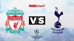 Liverpool vs Tottenham: horario y dónde ver la final de la Champions...