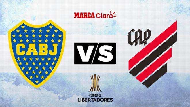 Boca Juniors vs Athletico Paranaense: horario y dónde ver en TV el...