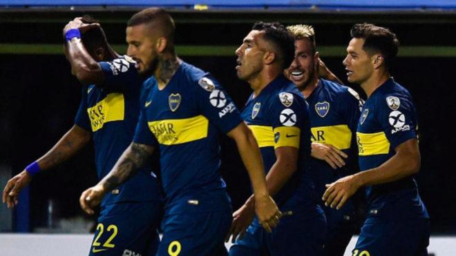 Los posibles rivales de Boca en los octavos de final de la Copa...