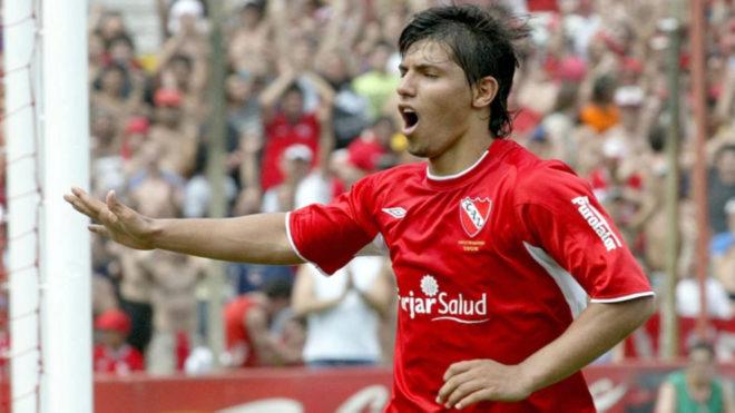 Independiente felicita al Kun Agüero por el título del Manchester...