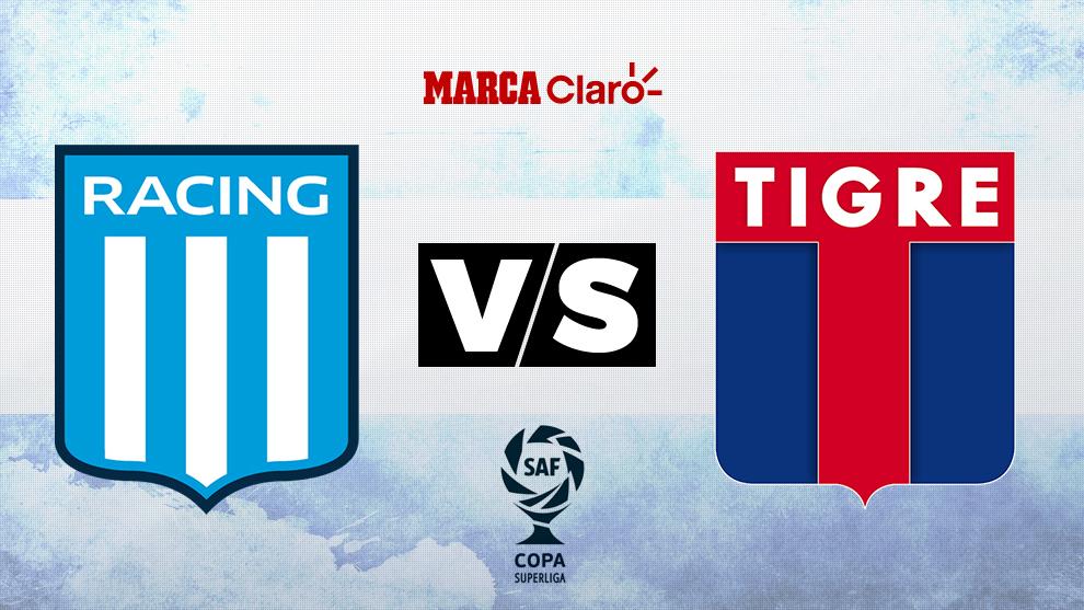 Racing vs Tigre: Horario y dónde ver por TV