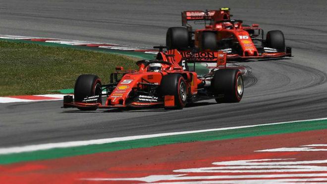 "La prensa en Italia: ""Leclerc es víctima del afan de protagonismo de..."