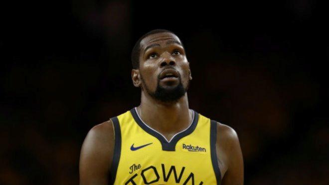 Los Warriors se preparan para unas Finales del Oeste sin Durant ni...