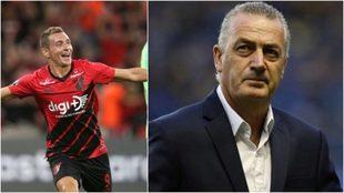 Gustavo Alfaro y Athlético Paranaense, un rival conocido en la Copa...