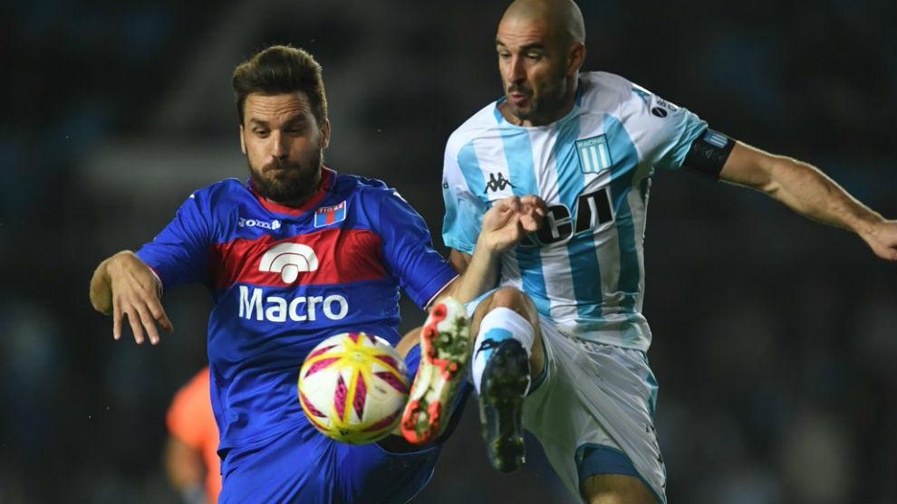 Racing vs Tigre, minuto a minuto, en directo