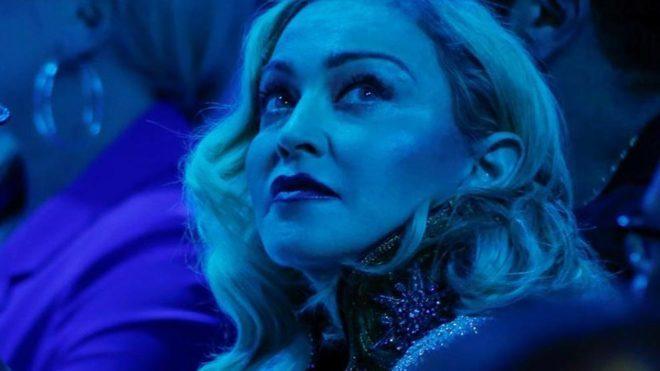 Madonna ya se encuentra en Israel por Eurovisión.