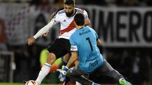 Las alternativas de River para clasificar directo a la Libertadores...