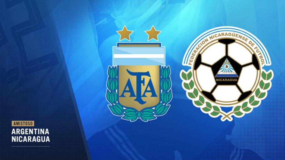 Argentina se enfrentará a Nicaragua antes de la Copa América