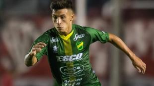 Lisandro Martínez jugará en el Ajax a cambio de siete millones de...