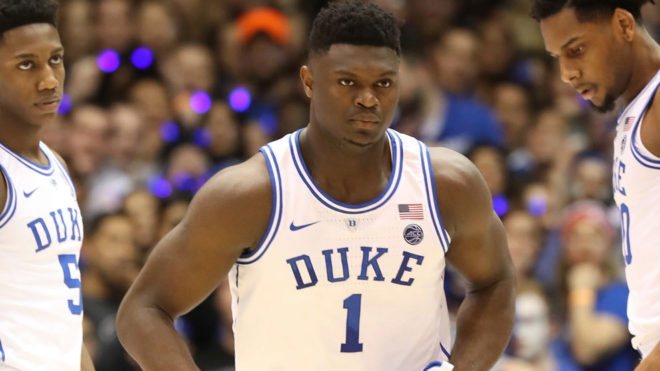 Zion Williamson podría plantar a los Pelicans y la NBA... ¡para...