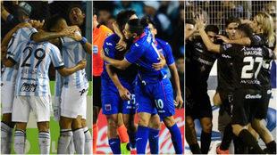 Atlético Tucumán, Tigre y Argentinos van por el premio extra:...
